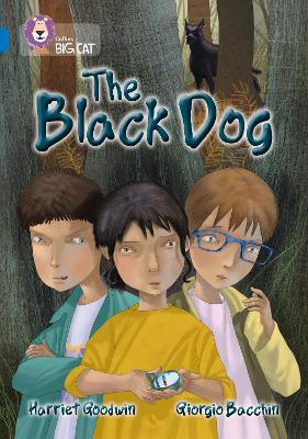 The Black Dog Band 16/Sapphire by Harriet Goodwin