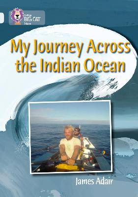 My Journey across the Indian Ocean Band 17/Diamond by James Adair