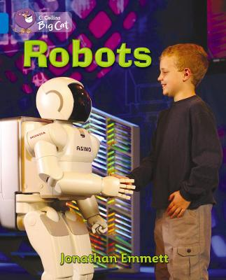 Robots Workbook by