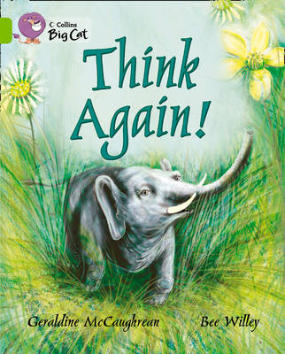 Think Again Band 11/Lime by Geraldine McCaughrean, Bee Willey