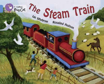 The Steam Train Workbook by