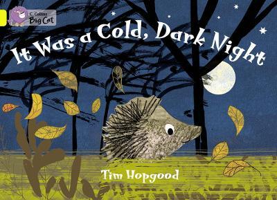 It Was A Cold Dark Night Workbook by