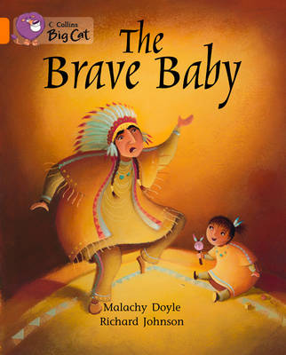 The Brave Baby Band 06/Orange by Malachy Doyle