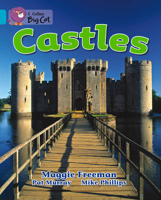Castles Band 07/Turquoise by Maggie Freeman