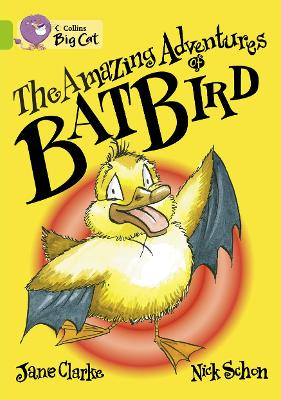 The Amazing Adventures of Batbird Workbook by