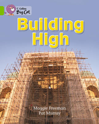 Building High Band 11/Lime by Maggie Freeman