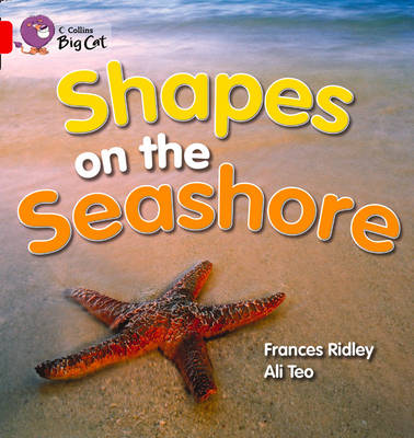 Shapes on the Seashore Band 02a/Red a by Frances Ridley