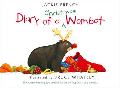 Diary of a Christmas Wombat by Jackie French