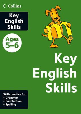 Key English Skills Age 5-6 by