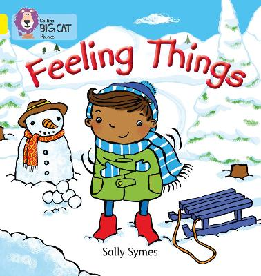 FEELING THINGS Band 03/Yellow by Sally Symes