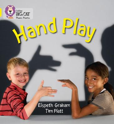 HAND PLAY Band 03/Yellow by Elspeth Graham