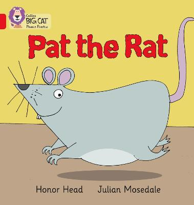PAT THE RAT Band 02a/Red a by Honor Head