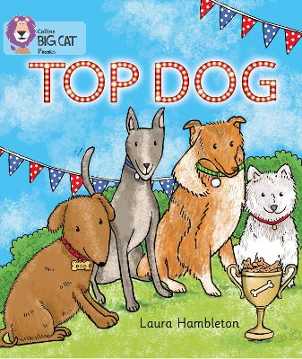 TOP DOG Band 02a/Red a by Laura Hambleton