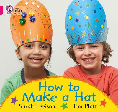 How to Make a Hat Band 01a/Pink a by Sarah Levison