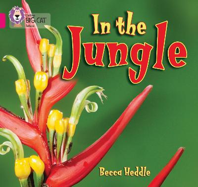 In the Jungle Band 01b/Pink B by Becca Heddle