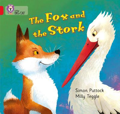 The Fox and the Stork Band 02a/Red a by Simon Puttock