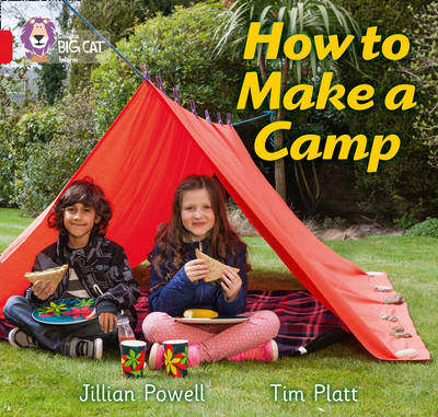 How to Make a Camp Band 02a/Red a by Jillian Powell