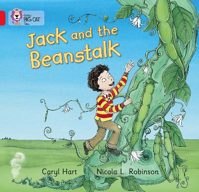 Jack and the Beanstalk Band 02b/Red B by Caryl Hart