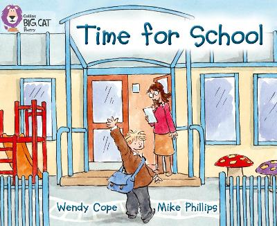Time for School Band 03/Yellow by Wendy Cope