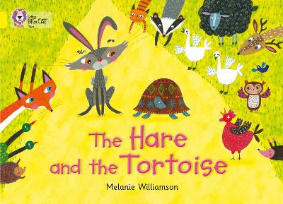 The Hare and the Tortoise Band 03/Yellow by Melanie Williamson