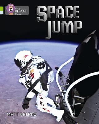 Space Jump Band 11 Lime/Band 17 Diamond by Matt Ralphs