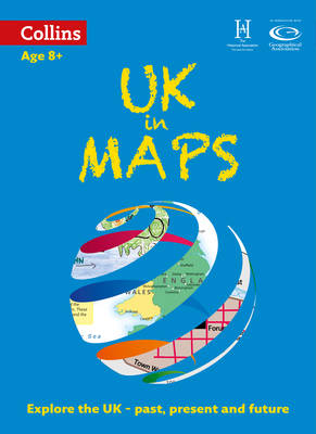 UK in Maps by Stephen Scoffham, Collins Maps