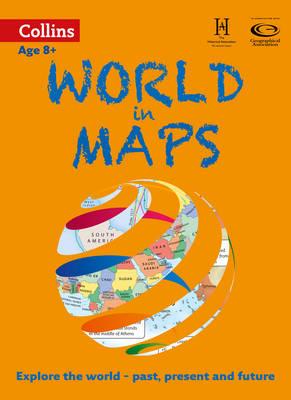 World in Maps by Stephen Scoffham, Collins Maps