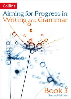 Progress in Writing and Grammar Book 3 by Caroline Bentley-Davies, Gareth Calway, Robert Francis, Mike Gould
