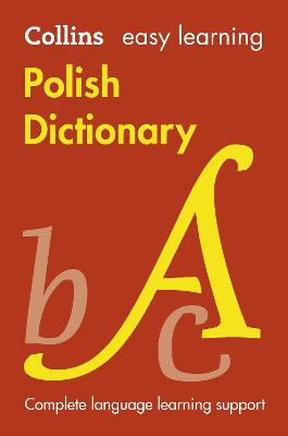 Collins Easy Learning Polish Dictionary by