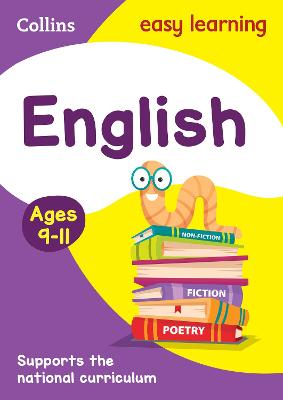 English Ages 9-11 by Collins Easy Learning