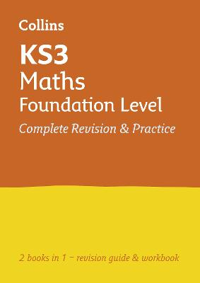 KS3 Maths (Standard) All-in-One Revision and Practice by Collins KS3