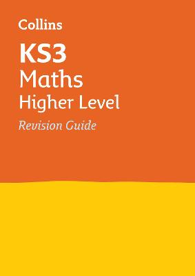 KS3 Maths (Advanced) Revision Guide by Collins KS3