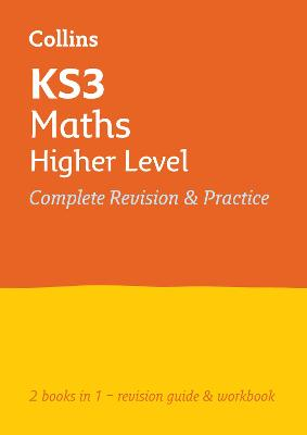 KS3 Maths (Advanced) All-in-One Revision and Practice by Collins KS3