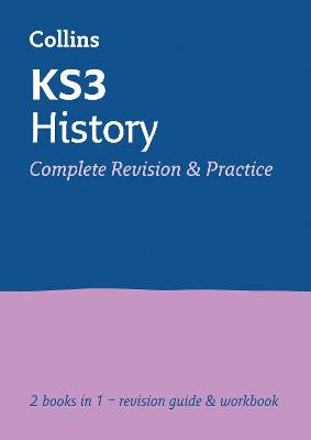 KS3 History All-in-One Revision and Practice by Collins KS3