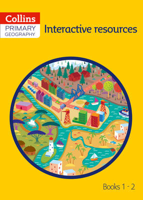 Collins Primary Geography Resources CD 1 by