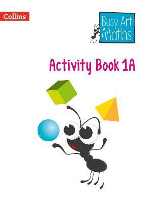 Year 1 Activity Book 1A by Jo Power, Nicola Morgan, Rachel Axten-Higgs