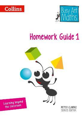 Homework Guide 1 by Nicola Morgan, Rachel Axten-Higgs, Jo Power, Jeanette A. Mumford