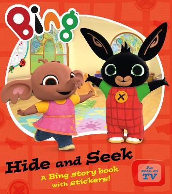 Bing Hide and Seek by