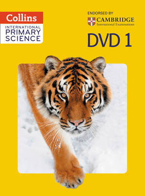 International Primary Science DVD 1 by Phillipa Skillicorn, Karen Morrison, Tracey Baxter, Sunetra Berry