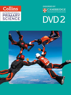 International Primary Science DVD 2 by Tracey Baxter, Karen Morrison, Sunetra Berry, Pat Dower