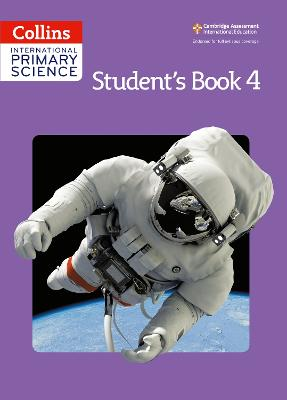 International Primary Science Student's Book 4 by Karen Morrison, Tracey Baxter, Sunetra Berry, Pat Dower