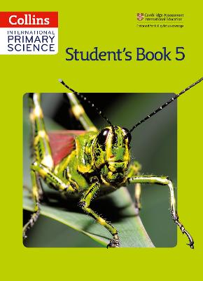 International Primary Science Student's Book 5 by Daphne Paizee, Karen Morrison, Tracey Baxter, Sunetra Berry