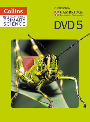 International Primary Science DVD 5 by Daphne Paizee, Karen Morrison, Tracey Baxter, Sunetra Berry