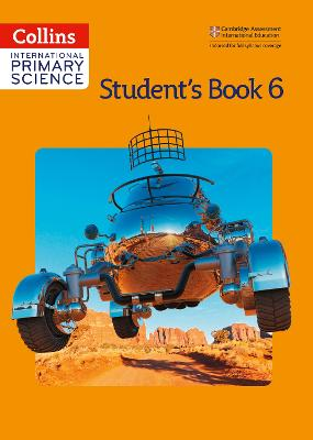International Primary Science Student's Book 6 by Karen Morrison, Tracey Baxter, Sunetra Berry, Pat Dower