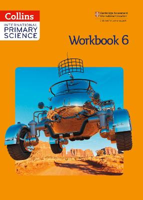 International Primary Science Workbook 6 by Karen Morrison, Tracey Baxter, Sunetra Berry, Pat Dower