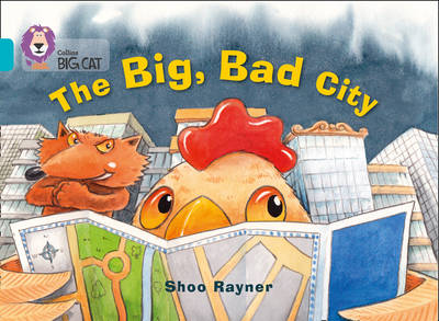The Big, Bad City Band 07/Turquoise by Shoo Rayner
