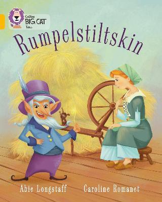 Rumpelstiltskin Band 09/Gold by Abie Longstaff