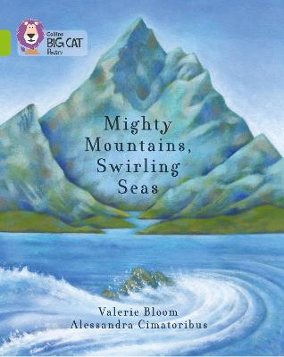Mighty Mountains, Swirling Seas Band 11/Lime by Valerie Bloom