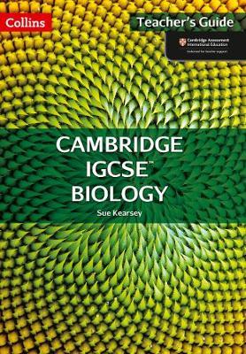 Cambridge IGCSE Biology Teacher Pack 2nd Edition by Sue Kearsey