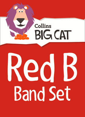 Red B Starter Set Band 02b/Red B by Collins Big Cat